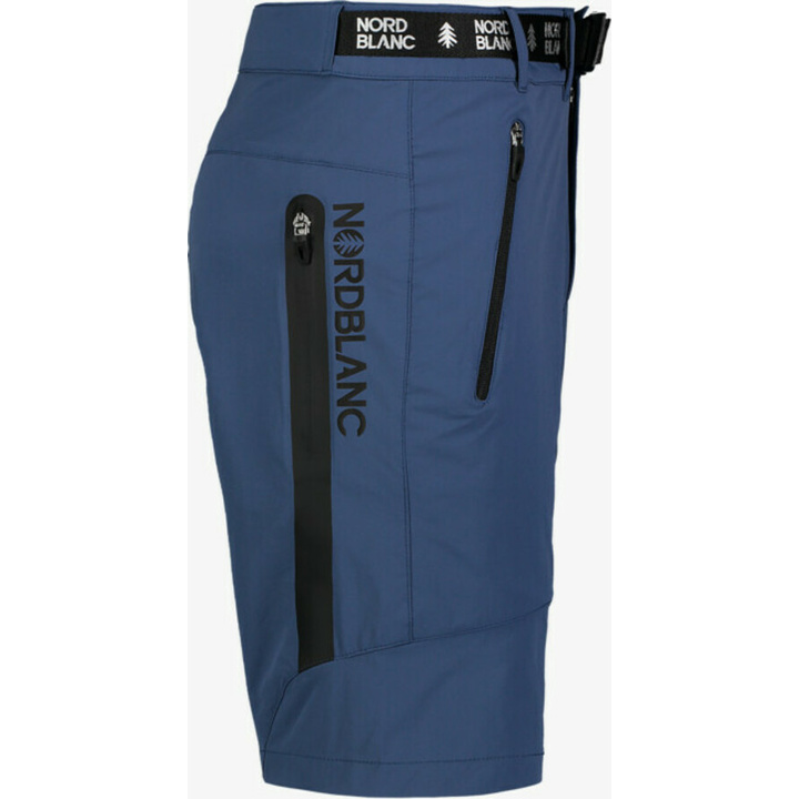 Men's outdoor shorts Nordblanc Buckle NBSPM7410_SRM