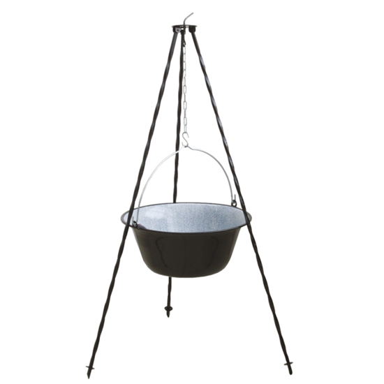 Fishing Stool Chair- Triangle Chair to fire kettle Yate 120 cm