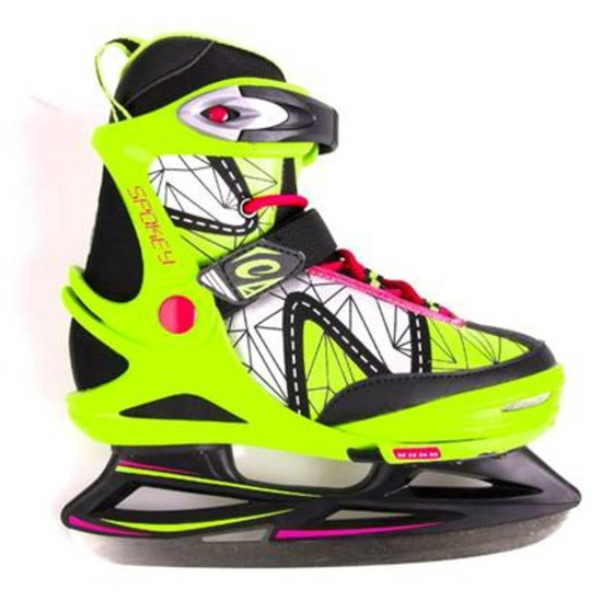 Skates Spokey ZIPPY yellow