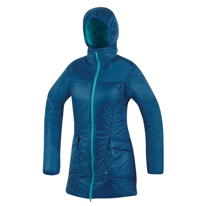 Jacket Direct Alpine After lady petrol / menthol