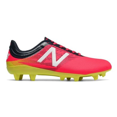 Children football boots New Balance JSVRCFGC black pink - gamisport.eu e7279683a3