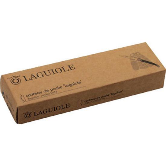 Knife Baladéo Laguiole 11 cm, olive DUB015