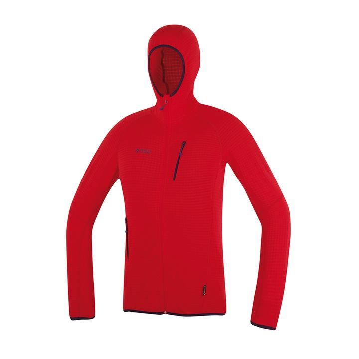 Sweatshirt Direct Alpine yearlong Dragon brick / indigo