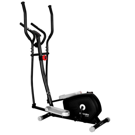 Elliptical trainer Spokey DEMI manual regulation
