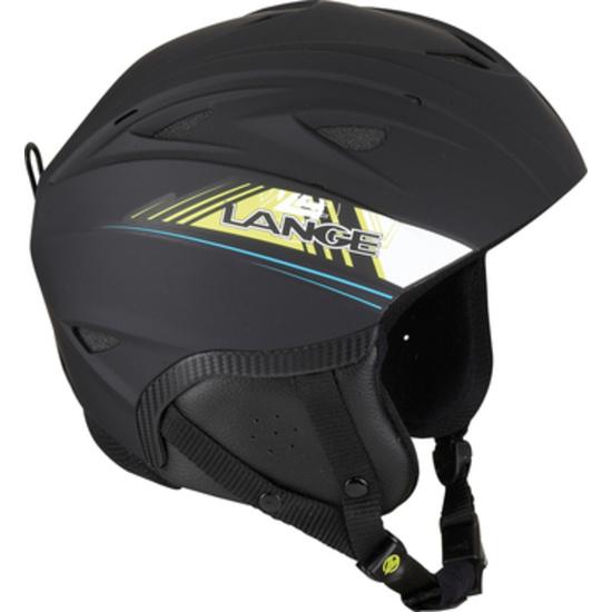 Ski helmet Lange RX BLUE / LIME LK1H200