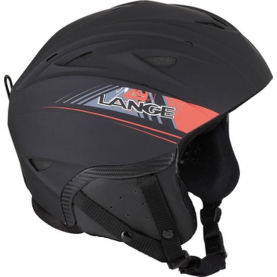 Ski helmet Lange RX BLACK / RED LK1H201