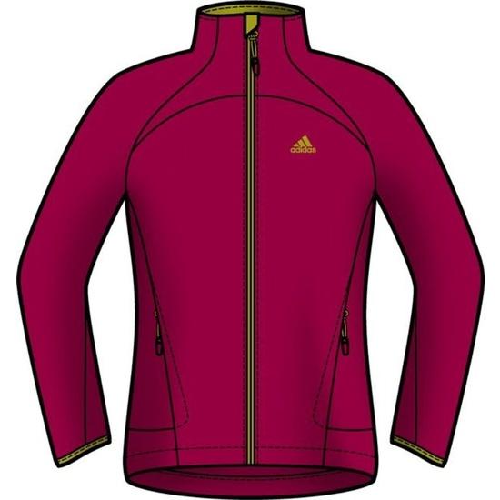Sweatshirt adidas Hiking 1Side Fleece W O05909