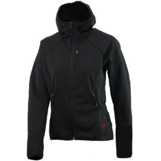 Sweatshirt adidas Hiking 1Side Fleece Hoodie W O05945