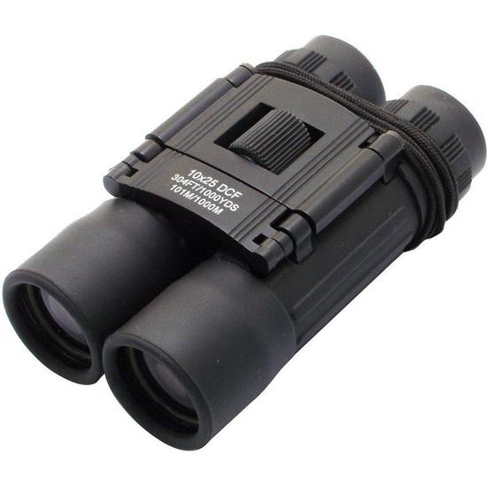 Binoculars Baladéo Binocular Foco 10x25 PLR006