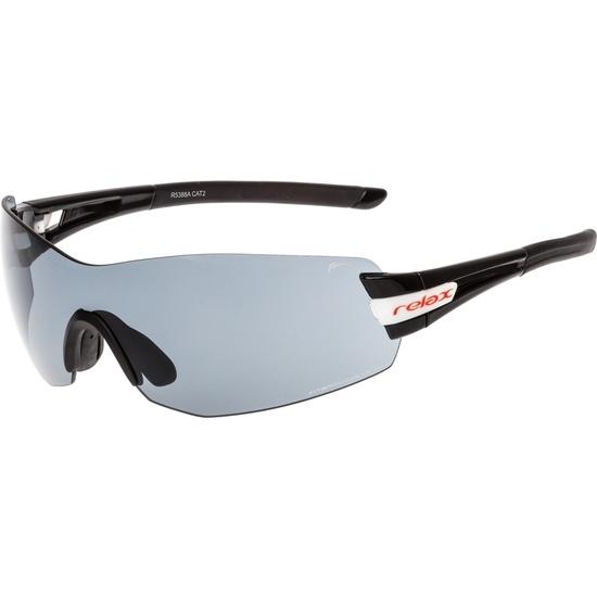 Sports sun glasses Relax Sarnia black R5388A