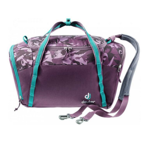 Backpack Deuter Hopper 20 Plum lario