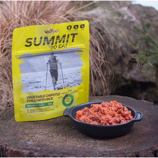 Summit To Eat vegetarian Jalapeno with rice large package 805200
