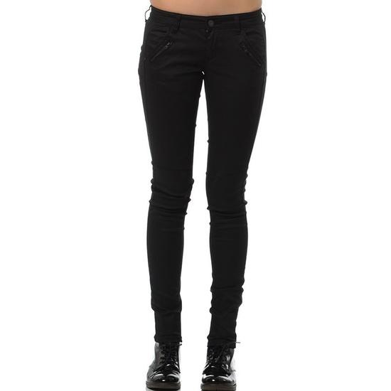 Pants Mavi Liv Black coated str