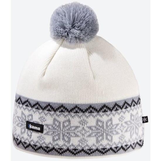 Knitted Merino cap Kama A116 101