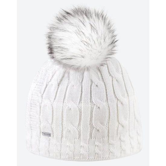 Knitted Merino cap Kama A121 100