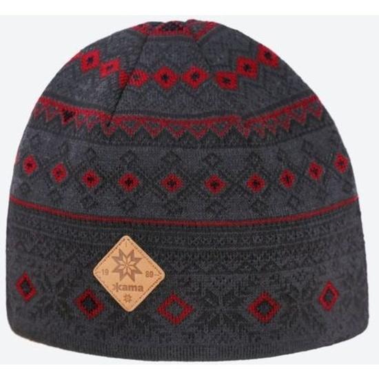 Knitted Merino cap Kama A142 111