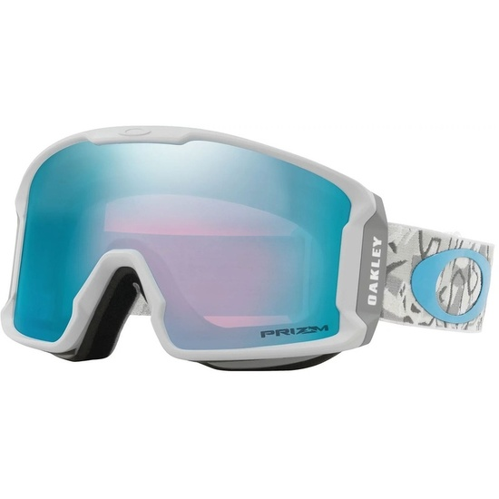 Ski glasses Oakley LM XM Camo Vine Snow w / prizm Saphr Irid OO7093-16
