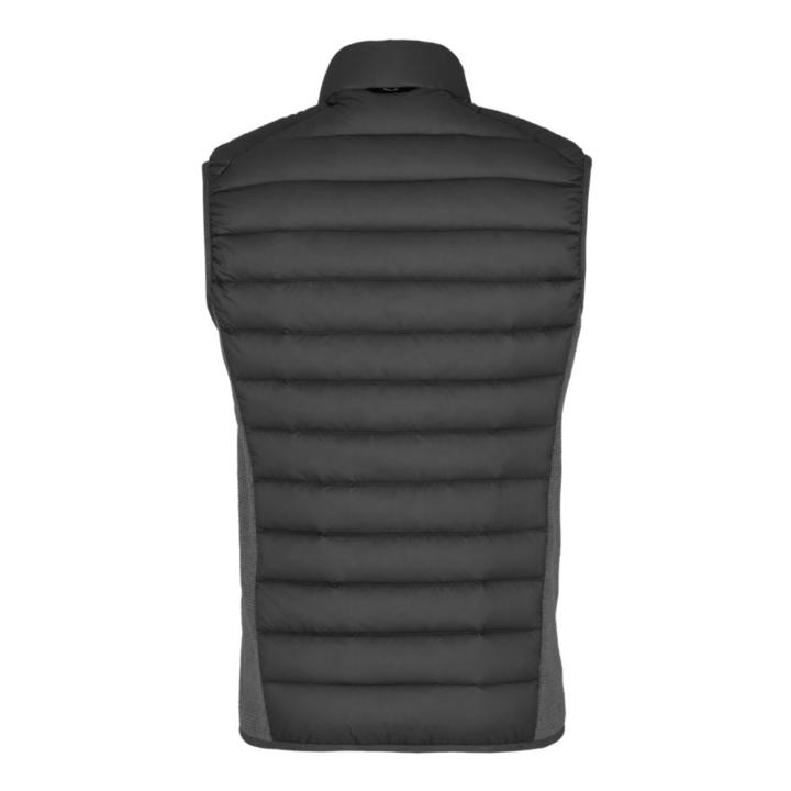Mens vest Salewa Sarner / RDS Down M Hybrid Vest black out 28017-0910