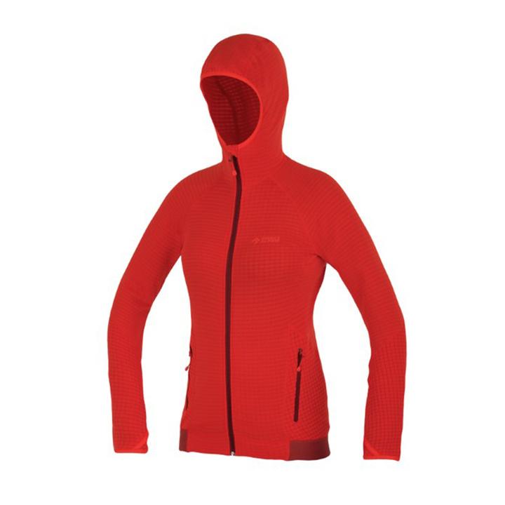 Jacket Direct Alpine Dragon Lady brick / rosewood