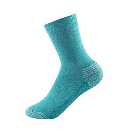 Children socks Devold Daily Medium Kid Sock 3Pk Girl Mix SC 593 023 A 370A