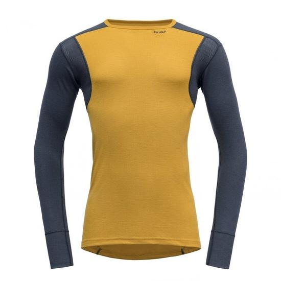 Men shirt Devold Hiking Man Shirt Arrowwood / Night GO 245 220 B 058A