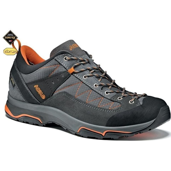 Shoes Asolo Pipe GV MM graphite/graphite/A189