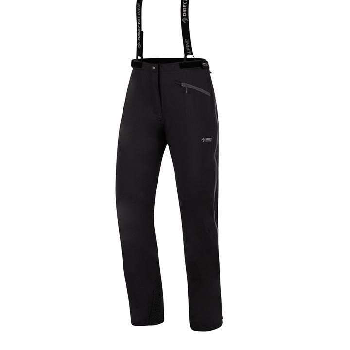 Women's waterproof trousers Direct Alpine Midi black