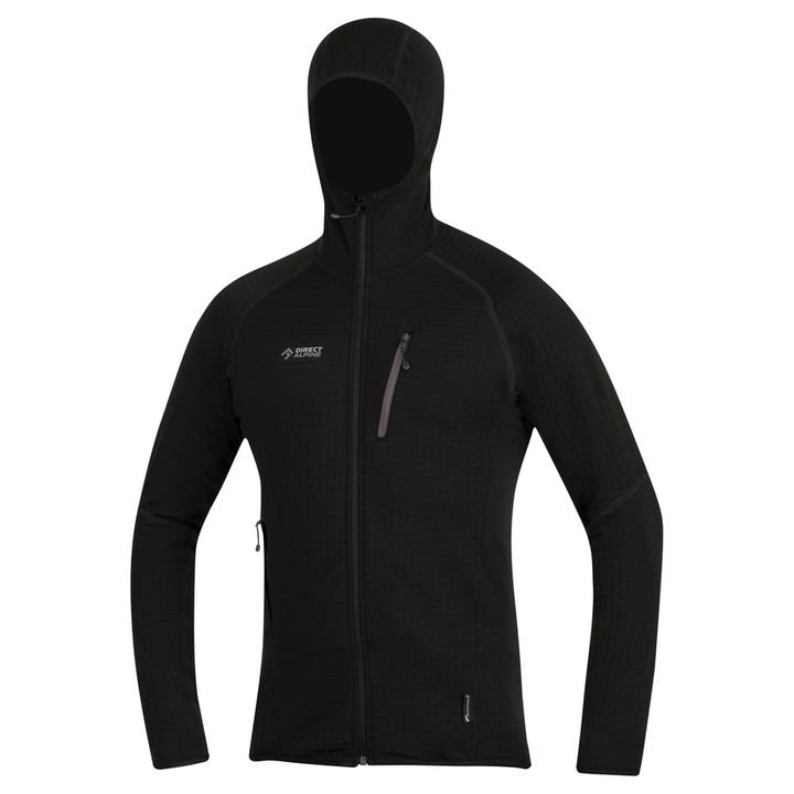 Sweatshirt Direct Alpine yearlong Dragon black / gray