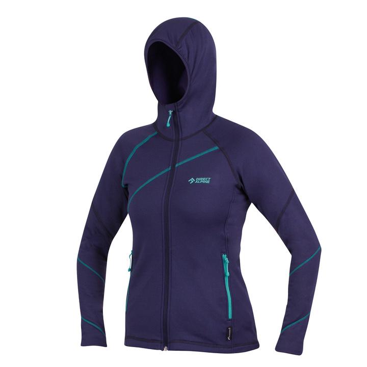 Sweatshirt Direct Alpine Eira Lady indigo/menthol