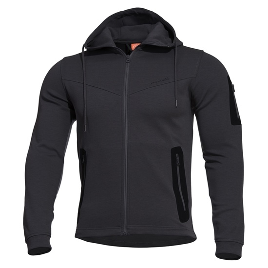 Sweatshirt with hood PENTAGON® Pentathlon black