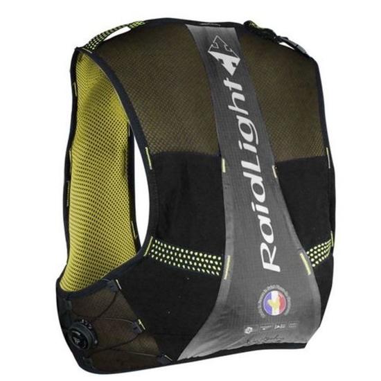 Running vest Raidlight Gilet Responsiv 3L + 2*350ml Black