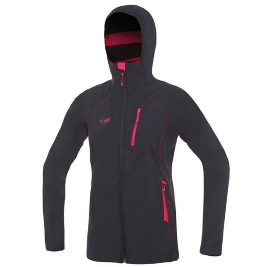 Jacket Direct Alpine Tanama black / rose II