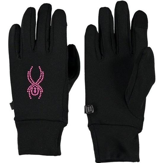 Gloves Spyder Women `s Conduct Stretch Fleece 626088-019