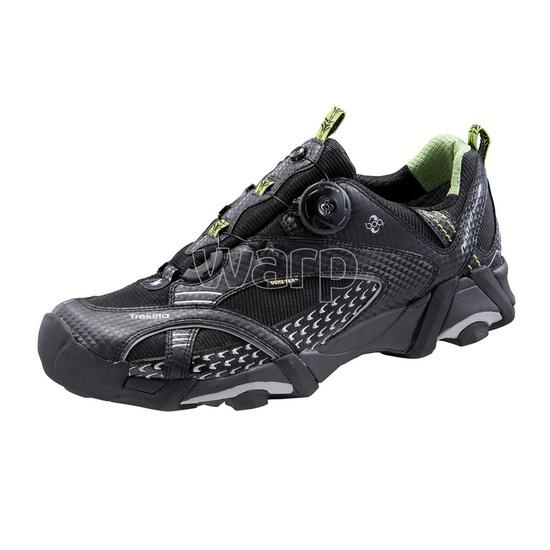 Shoes Treksta Cobra 210 GTX BOA man black / lime