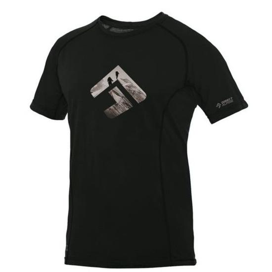 T-Shirt Direct Alpine Furry black (brand)