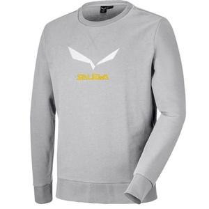 Sweatshirt Salewa SOLIDLOGO 2 CO M Sweatshirt 26013-0620, Salewa