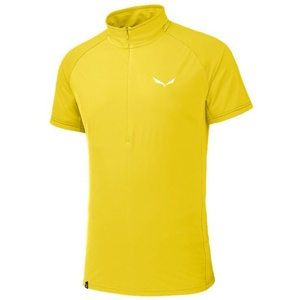 T-Shirt Salewa PEDROC PTX / DRY M S/S HALF-ZIP TEE 26288-5731, Salewa
