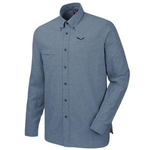 Shirts Salewa Fanes LINEN 2 CO M L/S SHIRT 26365-8675, Salewa