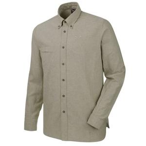Shirts Salewa Fanes LINEN 2 CO M L/S SHIRT 26365-5759, Salewa
