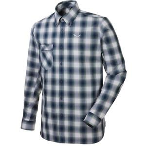 Shirts Salewa Fanes CHECK 2 DRY M L/S SHIRT 26369-0177, Salewa