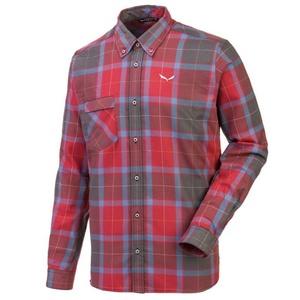 Shirts Salewa Fanes Flannel 2 PL M L/S SHIRT 26658-6337, Salewa