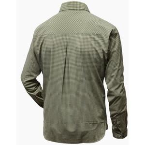 Shirts Salewa MINICHECK DRY M L/S SHIRT 26967-5870, Salewa