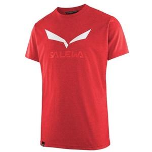 T-Shirt Salewa SOLIDLOGO DRI-RELEASE M S/S TEE 27018-1586, Salewa