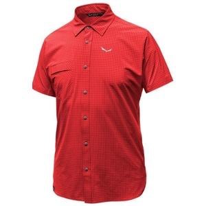 Shirts Salewa MINICHECK DRY M S/S SHIRT 27053-1580, Salewa