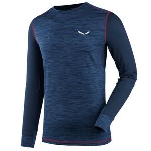 T-Shirt Salewa PEDROC HYBRID M L/S TEE 27122-8960, Salewa