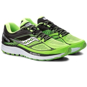 Men running boots Saucony Cohesion 10 Slime / Black, Saucony