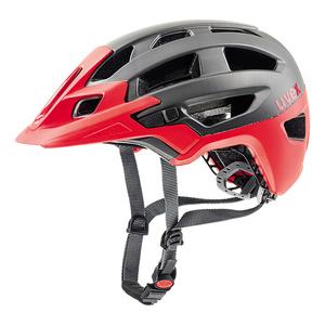 Helmet Uvex FINALE Dark Silver-Red Mat, Uvex