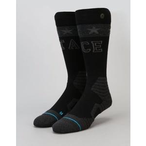 Socks Stance Rival, Stance