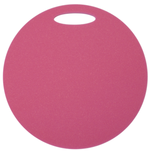 Seat Yate round 1 layer diameter 350 mm pink, Yate