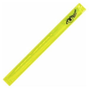 Belt reflection ROLLER S.O.R. yellow, Safety on Road